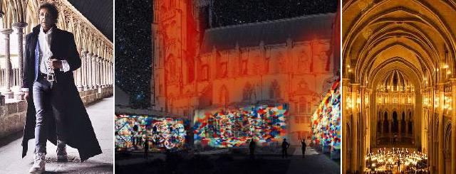 Cathédrale de Toul 800 ans 2021 Meurthe-et-Moselle Lorraine Grand Est
