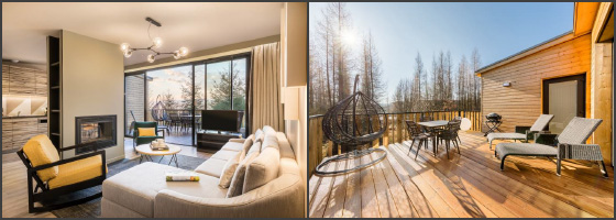 Cottage Exclusive Center Parcs Lorraine