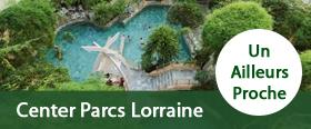 Center Parcs Lorraine Domaine Trois Forêts