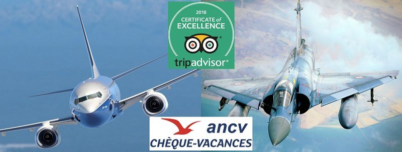 Certificat Excellence Trip Adivsor 2018 Easy Flight