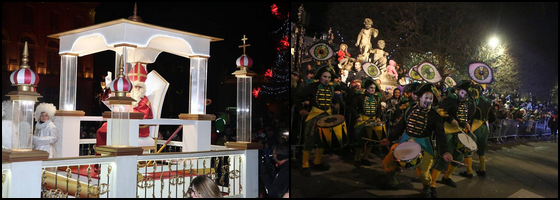 défilé Saint-Nicolas Nancy 2017