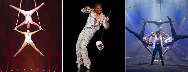 Tournée Cirque Arlette Gruss Excentrik Nancy Lorraine 2021
