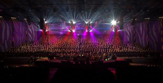 concert 2000 choristes 2015 galaxie amnéville