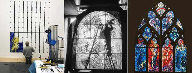 Exposition Chagall le Passeur de Lumière à Pompidou Metz 2021
