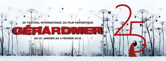 Festival film fantastique Gérardmer 2018