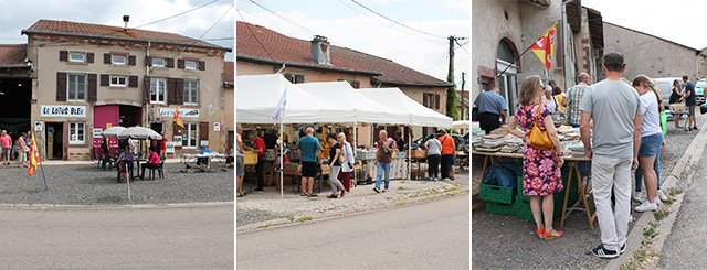 15e Foire du Livre et des Vieux Papiers Fontenoy-la-Joûte 2021 Meurthe-et-Moselle Lorraine