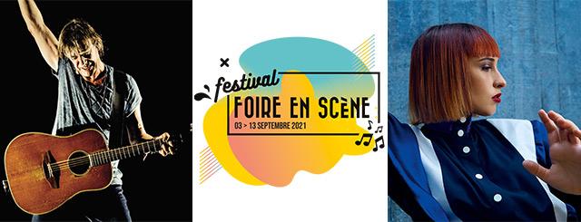 Festival Foire en Scène : 11 Concerts sur 11 Jours Châlons en Champagne 2021