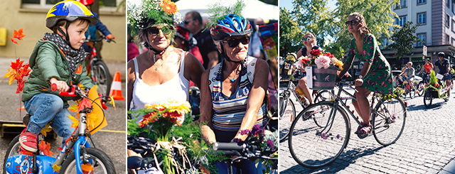 Les Folles Journées du Vélo Epianl Vosges Lorraine 2020