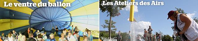 Mondial Air Ballons les animations 2021