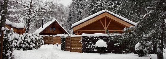 Séjour Insolite Auberge et Chalet Vosges Domaine du Haut Jardin