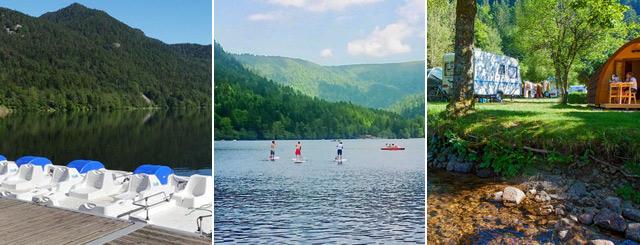 Hébergements Vosges Campings Lorraine
