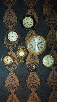 Horloge Escape Hunt Nancy