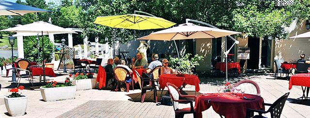 Iloa Restaurant Terrasse près de Nancy Lorraine 2020