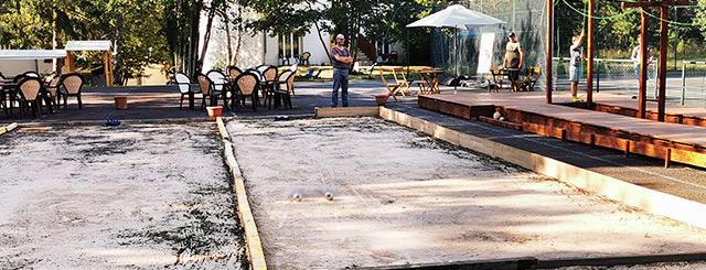 Iloa Restaurant Terrasse terrains de pétanque Dommartemont Nancy Lorraine 2020
