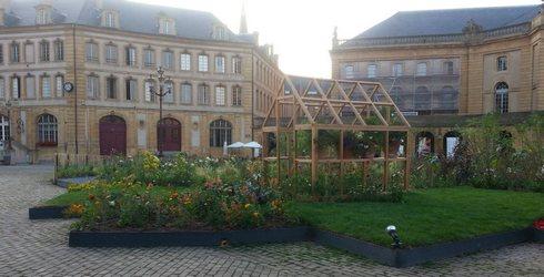Jardin Éphémère Metz 2018