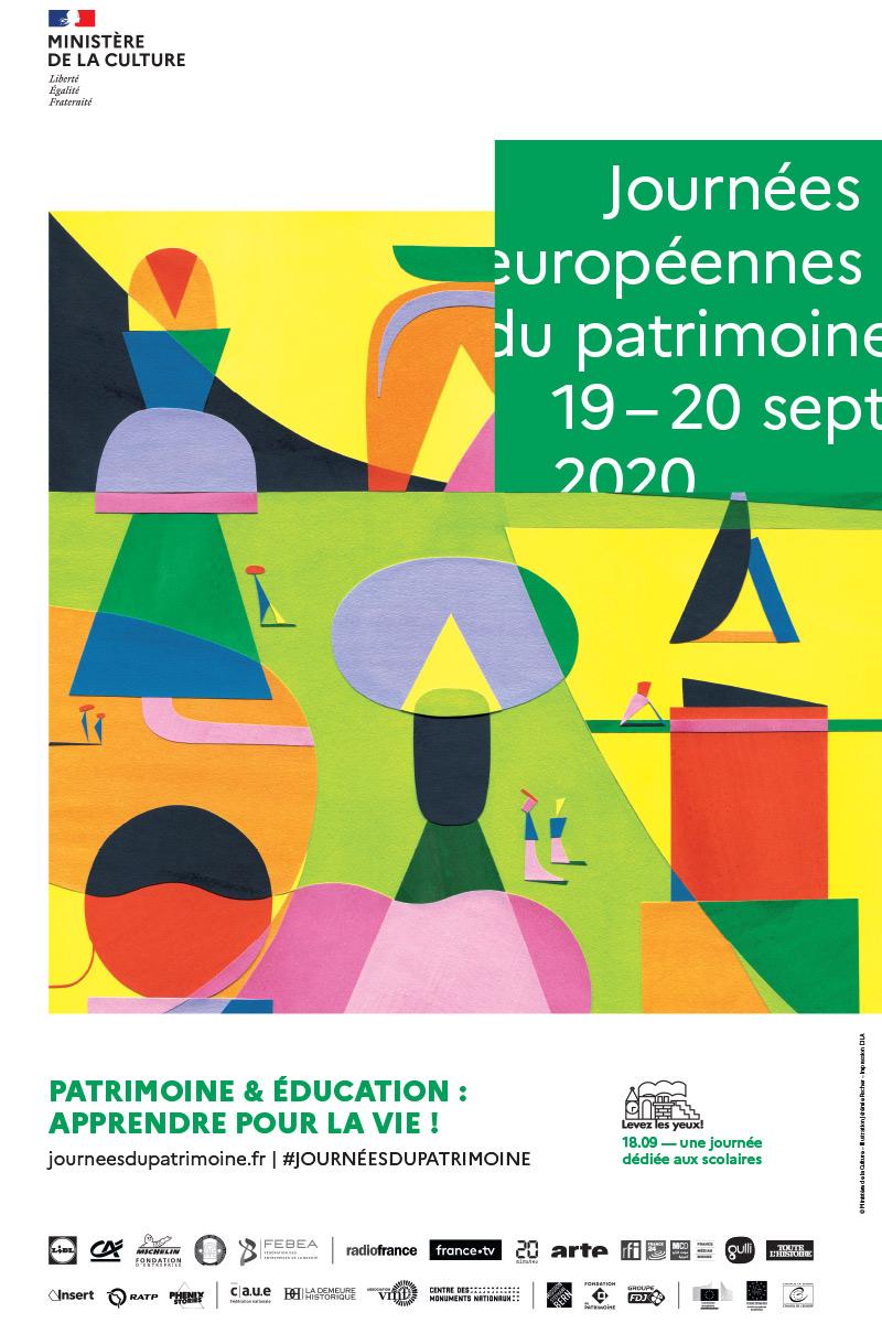 JEP 2020 : Journées du Patrimoine à Sexey-aux-Forges 54550 Sexey-aux-Forges du 19-09-2020 à 09:00 au 20-09-2020 à 18:00