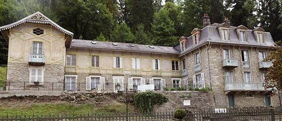 Loto du Patrimoine Chalet Impérial Tivoli Plombières-les-Bains
