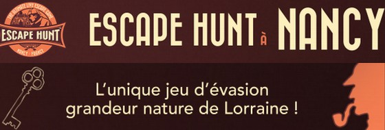 jeu grandeur nature escape hunt