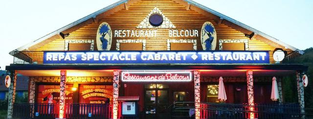 Cabaret Restaurant Le Belcour à Saint-Nabord 2021 Vosges Lorraine