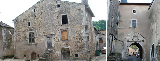 Loto du Patrimoine La Loge de la Vierge à Blénod-lès-Toul Meurthe-et-Moselle Lorraine Grand Est