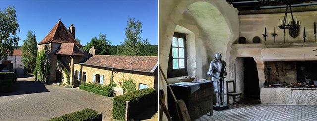 Loto du Patrimoine Le Château de Jaulny à Jaulny Meurthe-et-Moselle Lorraine Grand Est