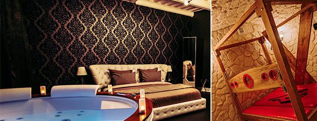 Love Room Moselle Lorraine