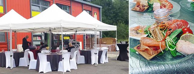 EG MG Traiteur La Minute Gourmande de Ludo Fête des Mères en Terrasse à Longwy ou Emporté/Livré 2021