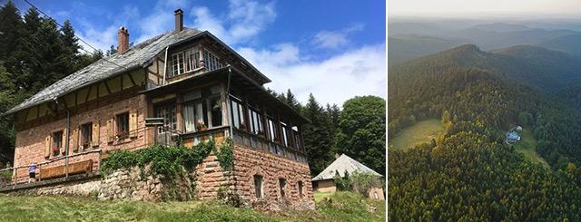 Loto du Patrimoine la Maison forestière du Spitzberg à Dabo Moselle Lorraine Grand Est