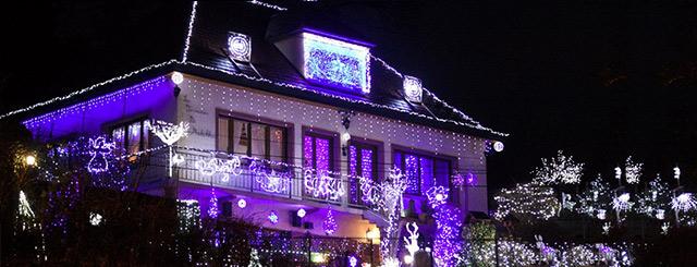 Maison Illuminée Saint-Dié 2019