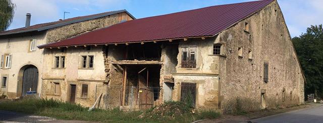 Loto du Patrimoine la Maison paysanne à Bult Vosges Lorraine Grand Est