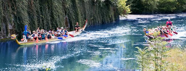 Maison du Tourisme Toul Saison estivale 2019 Dragon Boat