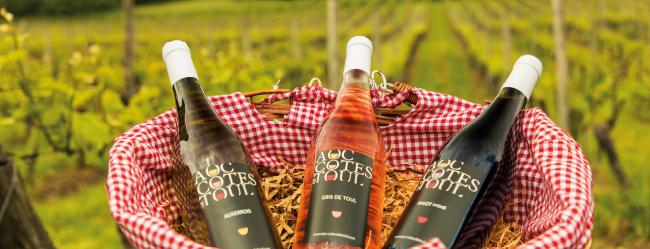 Maison du Tourisme Toul Saison estivale 2019 Le Vigneron du Jeudi