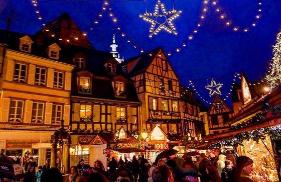 Marché Noël Alsace
