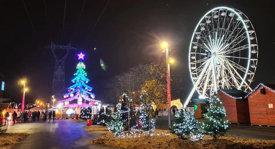 Marché de Noël d'Amnéville 2020