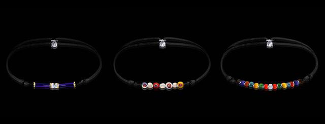 Idée Cadeau Fête des Mères Bracelets Murano Michael Vessière Baccarat Lorraine