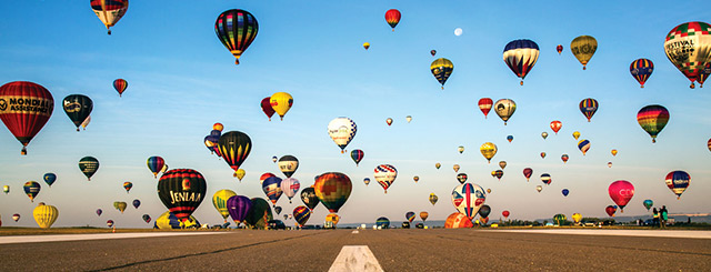 Mondial Air Ballons GEMAB 2021 Montgolfières à Chambley
