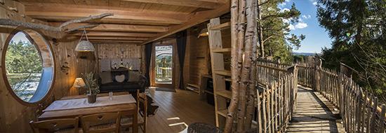 Nids des Vosges Cabanes de Luxe
