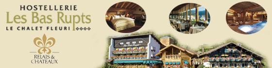 Hostellerie des Bas-Rupts Gérardmer Hôtel de Tourisme **** et Restaurant 1 Étoile Michelin