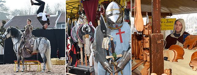Nouvel An Lorrain Void-Vacon 8ème édition Fête Médiévale