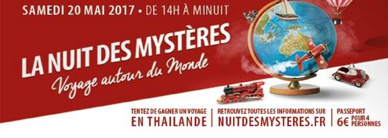 Nuit des Mystères à Mulhouse