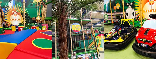 Parc Loisirs Enfants Okidok Messein Nancy