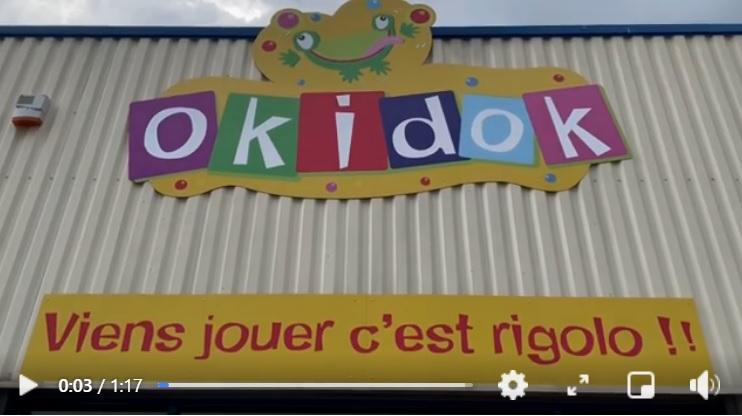 présentation okidok parc enfant nancy