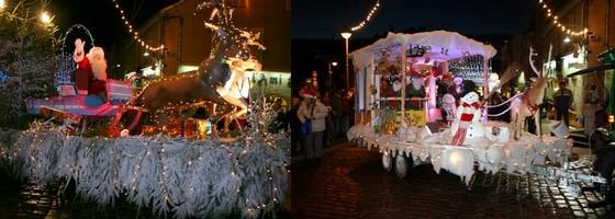 Parade magique Noël Sarrebourg