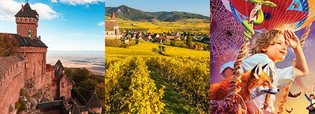 Idées Sorties en Alsace