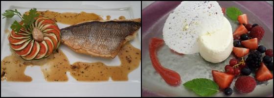 restaurant Le Clos Heurtebise à Remiremont