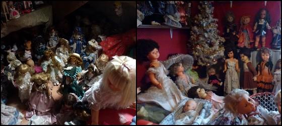 Maison aux 10 000 poupées Ferdrupt