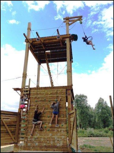 Quick Jump Lac Madine Arbre et Aventure