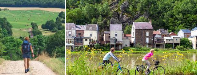 Balade et Itinéraire Vélo Meuse 2021