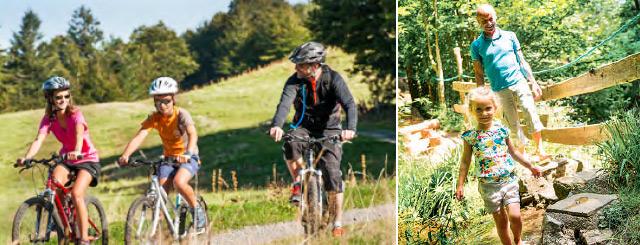 Balades, Vélo et VTT Vosges 2021