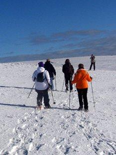 Séjour Randonnée Raquettes à neige Hébergement Insolite Vosges